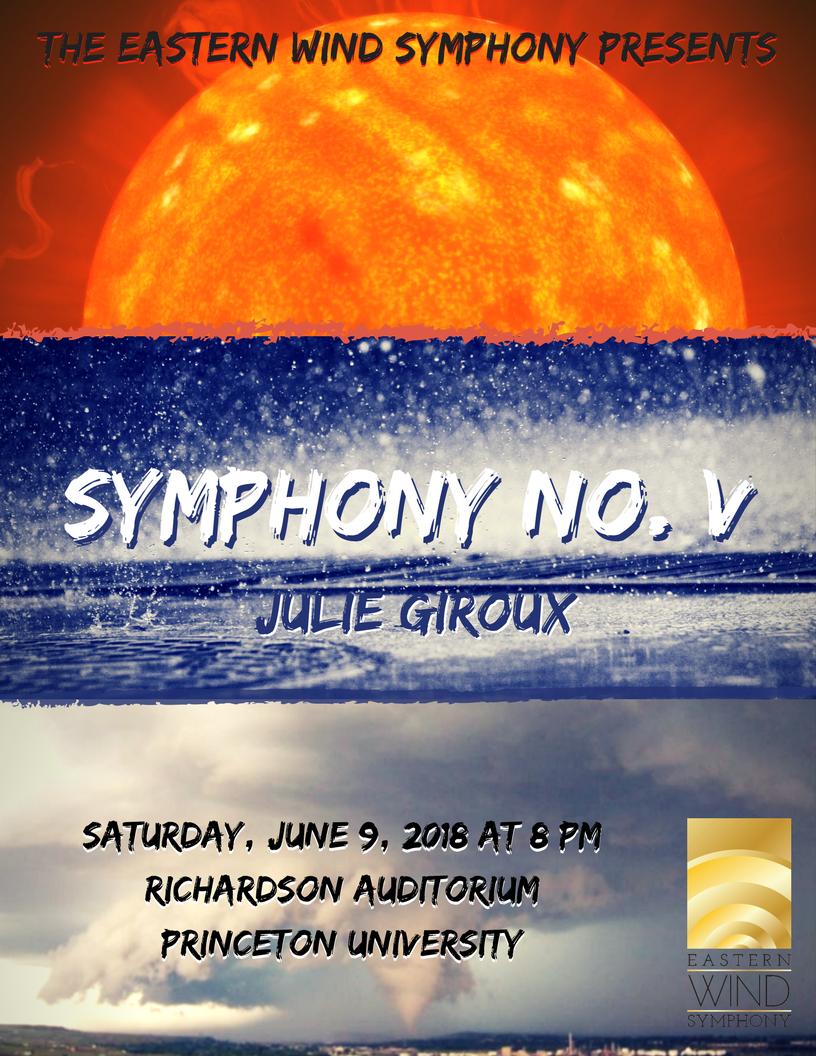 Julie Giroux's Symphony No. 5